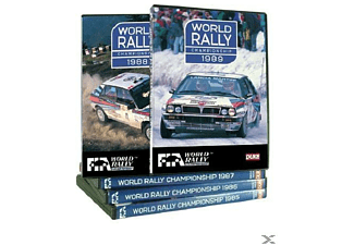 World Rally Collection 1985-1989 - (DVD)