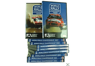 World Rally Collection 1990-1999 - (DVD)