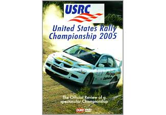 Usa Rally Championship 2005 - (DVD)