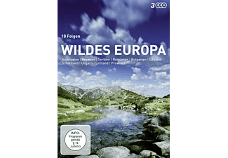 Wildes Europa - Geo Edition [DVD]
