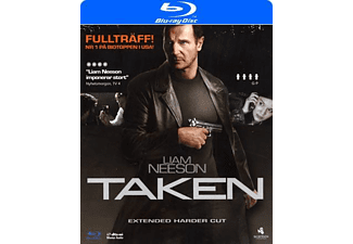 Taken 1 Action Blu-ray