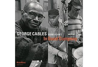 George Cables - In Good Company - (CD)