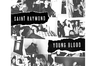 Saint Raymond - Young Blood (Digipak) (CD)