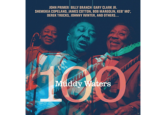 VARIOUS - Muddy Waters 100 [CD]
