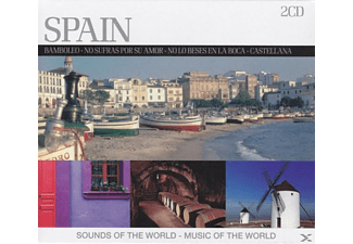 VARIOUS, Tomatito Michel Camilo - Sounds Of Spain - (CD)