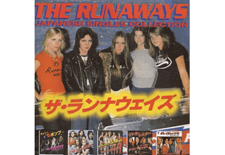 The Runaways - Japanese Singles Collection - (CD)
