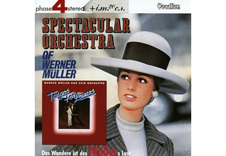 Spectacular Orchestra Of Werner Müller - Tangos For Lovers - (CD)