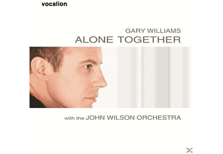 Williams Gary, John Wilson Orchestra - Alone Together - (CD)