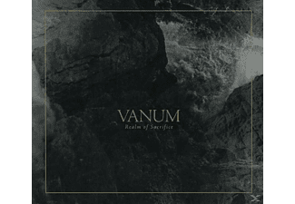 Vanum - Realm Of Sacrifice (Digipak) [Maxi Single CD]