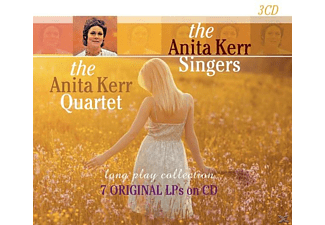 Anita Singers Kerr, The Anita Kerr Quartet - Long Play Collection - (CD)