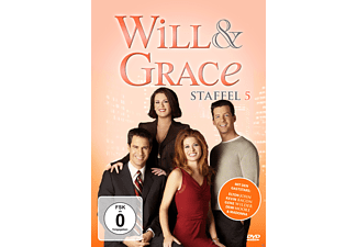Will & Grace - Staffel 5 [DVD]