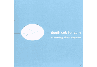 Death Cab For Cutie - Something About Airplanes [CD]