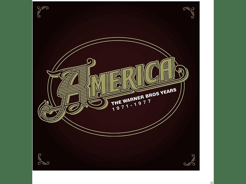 America - The Warner Bros Years 1971-1977 [CD] τηλεόραση   ψυχαγωγία μουσική cds μουσική  ταινίες  βιβλία μουσική cds