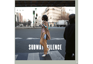 Giovanca - Subway Silence - (Vinyl)