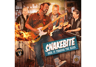 Snakebite - Rock It Through The Blues - (CD)