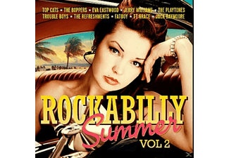 VARIOUS - Rockabilly Summer Vol.2 [CD]