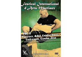 Festival international d'arts martiaux Vol.8 [DVD]