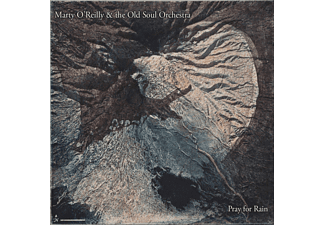 Marty O'Reilly, The Old Soul Orchestra - Pray For Rain [CD]