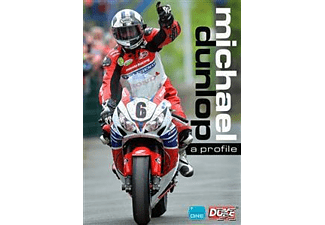 A Profile - Michael Dunlop - (DVD)