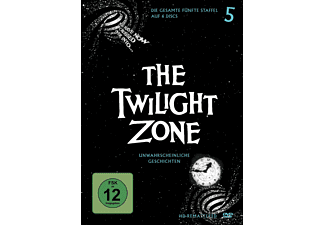 The Twilight Zone - Staffel 5 [DVD]