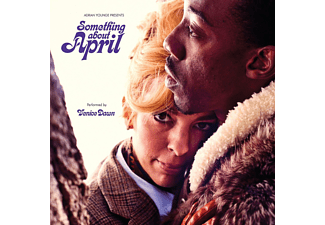 Adrian Younge, Venice Daw - Something About April - (Vinyl)