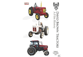 David Brown Tractors [DVD]