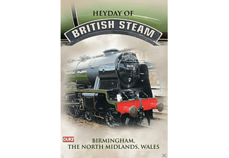 Heyday Of British Steam - Birmingha - (DVD)