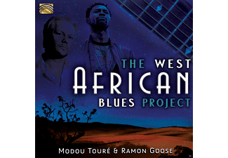 Modou Touré, Ramon Goose - The West African Blues Project - (CD)