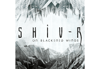 Shiv-R - On Blackened Wings - (CD)