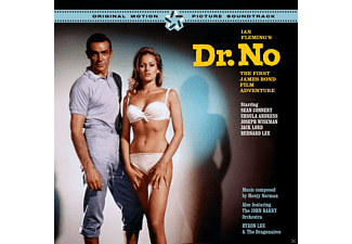 The Dragonaires, John Orchestra Barry, Byron Lee - Ian Fleming's Dr.No-The First James Bond Film A - (CD)