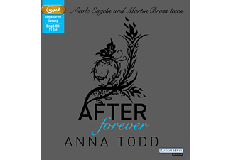 After -Band 4: forever - (MP3-CD)