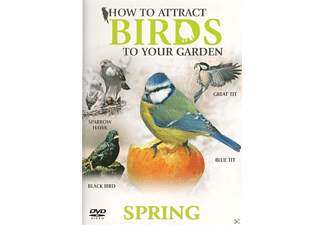How To Attract Birds - Spring - (DVD)