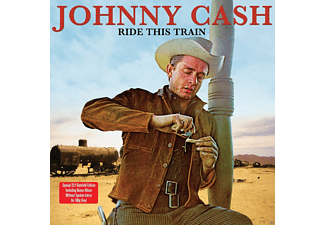 Johnny Cash - Ride This Train [Vinyl]
