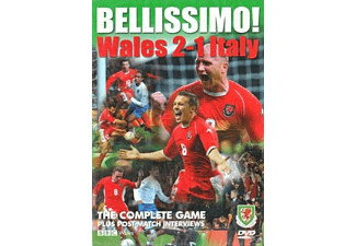 Bellissimo! Wales 2 Italy 1 (Englis [DVD]