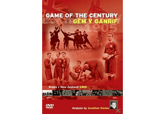 Game Of The Century Wales V New Zea [DVD]
