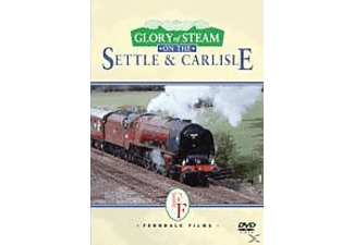 Glory Of Steam - The Settle & Carli - (DVD)