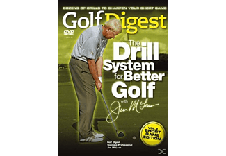 Golf Digest - The Drill System For - (DVD)