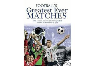 Football's Greatest Ever Matches - (DVD)