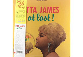 James Etta - At Last (LP + CD) - (LP + Bonus-CD)