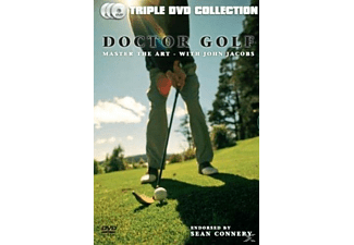 Dr Golf - Master The Art With John - (DVD)