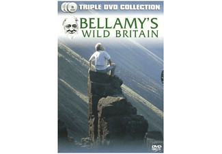 David Bellamy's Wild Britain - (DVD)