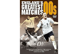 England's Greatest Matches 2000's [DVD]