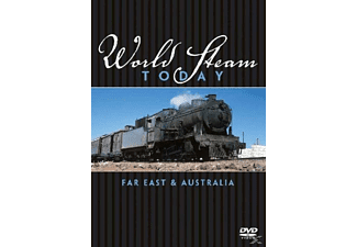 World Steam - The Far East And Aust [DVD]