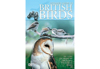 Ultimate Guide To British Birds [DVD]