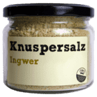King Of Salt 60205 Knuspersalz Ingwer