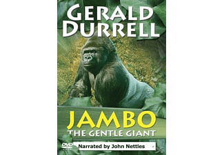 Gerald Durrell - Jambo The Gentle Giant [DVD]