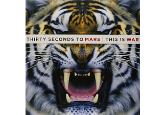 30 Seconds To Mars - This Is War (Lp+Bonus Cd) - (LP + Bonus-CD)