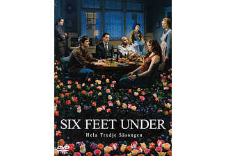 Six Feet Under Säsong 3 DVD