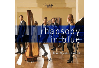 Blue Chamber Quartet, Various - Rhapsody In Blue [SACD Hybrid]