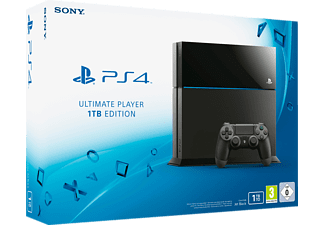 SONY PlayStation 4 Ultimate Player Edition CUH-1116B mit 1 TB